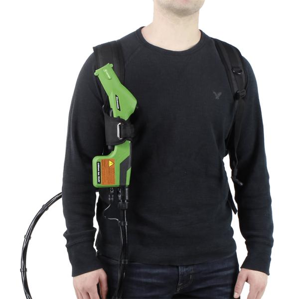 Victory Backpack Sprayer Holster 2b